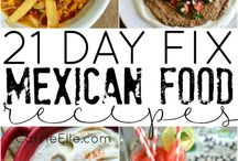 21 day fix recette