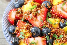 Farmers Market Recipes / Create beautiful dishes using only the best local ingredients