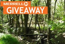 Merrell / We're celebrating the 2016 Hiking Season with the Merrell Moab, the number one hiking boot! Follow this board for cool hiking tips and tricks, as well as more info on the Merrell Moab! / by The Shoe Mart