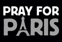 #PrayForParis ... 13.11.2015