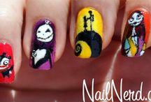 Awesome Nail Art / by Annette Lujan
