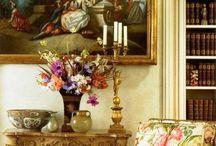 Interieur, dekoráció