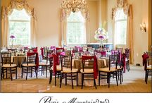 Wedding Reception Ideas // The Tate House / The classic southern romantic fantasy is felt throughout the stately plantation like setting. The gardens invite you to stroll through the centuries old oaks and to host your garden wedding amongst the six flowing fountains and picturesque statues surrounding the outdoor wedding site. This Georgia outdoor wedding venue features the 19,000 square foot mansion and 4,000 square foot formal ballroom.