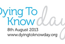 Dying To Know Day August 8 / Dying to Know Day is a national day of conversation and action about death, dying and bereavement in Oz. Let's create a more open and honest culture together. www.dyingtoknowday.org