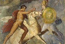 Picturi antice
