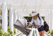 Stroller/ Baby gadgets