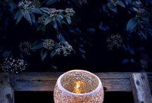 Candle Ƹ̵̡Ӝ̵̨̄Ʒ / Lights, lanterns, Decor / by Marta Gutierrez