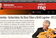 Podcasts Ximo Tebar Jazz
