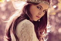 Peinados con tiara