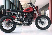 Adventure Motorcycles.