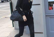 Claudia Schiffer Style