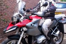 BMW R1200GS / Met m'n trouwe GS
