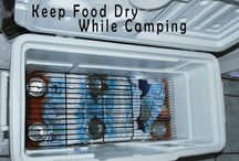 Camping / by Mary Woodard