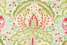 Fabulous Fabric / by Land of Glam!