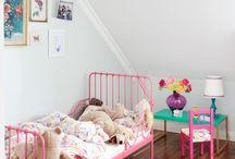 kids room fluo / #kids #kids design #kids room #design #interior design #home decor #rooms #bedroom #fluo colours #fluo