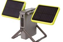 Solar Powered Lantern Smartphone Charger Garden Outdoor Light Lamp Hanging Led