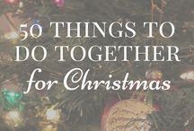 Christmas stuff to do