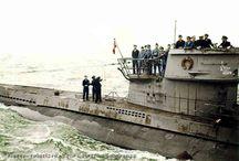 VIIC U-Boat