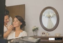 Getting Ready / The dressing of the bride, one of the most special moment of the day