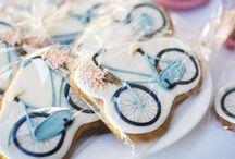 Custom Cookies for Wedding Favors