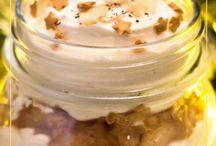 Ein Hoch auf die Crème double! / Crème double ist ein besonders cremiger, süßer Rahm. Sie eignet sich hervorragend zur Abrundung samtiger Suppen und zur Zubereitung köstlicher Pasta-Rezepte und raffinierter Desserts. Extra-sahniger Genuss mit Gelinggarantie! Lassen Sie sich von den Rezepten inspirieren.