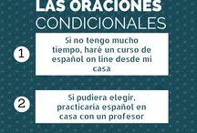 Español - condiciones