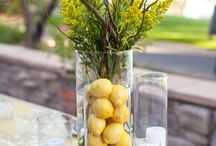 wedding centerpieces / by Peggy Morris