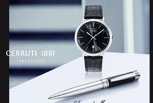 Przy zakupie zegarka marki Cerruti 1881 elegancki długopis w prezencie.