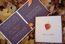 Invitations / ideas for my wedding invitations