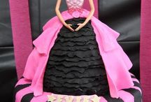 Barbie torták