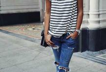 Listras / stripe clothes