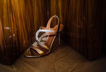 Malone Souliers AW16 collection / Malone Souliers Autumn Winter 16 collection  - a collection inspired by artist Rebecca Horn's cockfeather mask and the way in which it plays with the sentiment of intimacy.