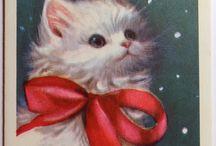 Karácsonyi üdvözlőlapok első