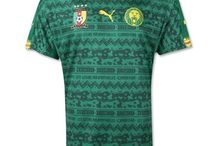 World Cup Jerseys / All of the World Cup Jerseys for 2014