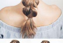Tumblr Hair Styles for Medium Long Hair