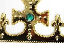 Corona de cumple año niño
