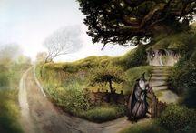 Fantasy Illustration & Scenery References