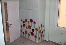 Closet Doors www.mitsakosglass.gr