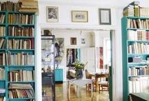 Bookshelves and More Bookshelves