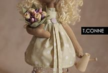 Dolls / by adriana casante