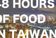 Reise Taiwan