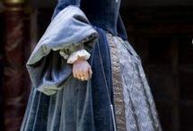 Tudor dresses