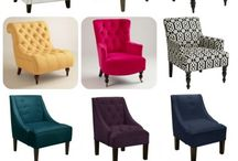 Chairs, armchairs and sofas