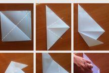 papír könyvjelző