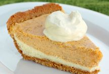Recipes- Cheesecakes, Pies, Cobblers