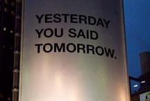 Motivation. / by Kelly Pleva