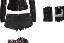 Biker outfits