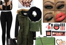 Fashionable Looks with Polyvore