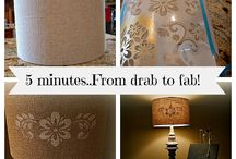 Things I want to try! / Here are some great ideas for home decorating, art or crafts!