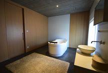 Modern interieur / Moderne inrichtingen gerealiseerd door Schrijnwerkerij Gijbels Interior Design